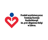 Professor Zbigniew Religa Foundation of Cardiac Surgery Development Distinction 2012