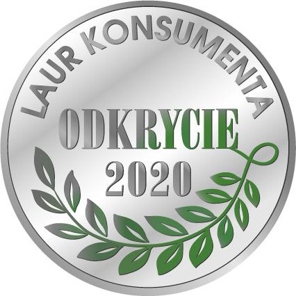 probiotyki living-food laur konsumenta odkrycie roku 2020